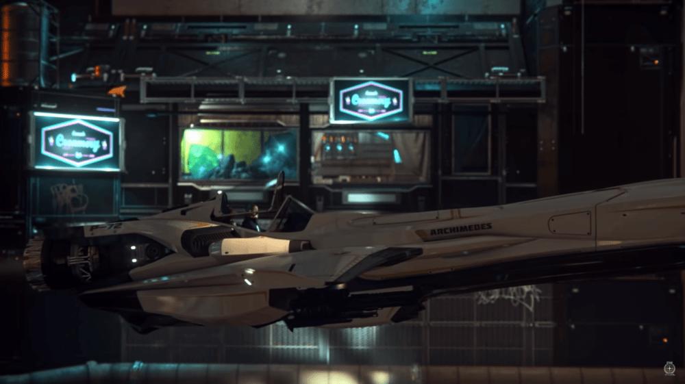 Новые корабли Star Citizen показали в формате Top Gear