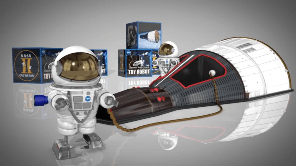 Поздравление с Новым годом от NASA