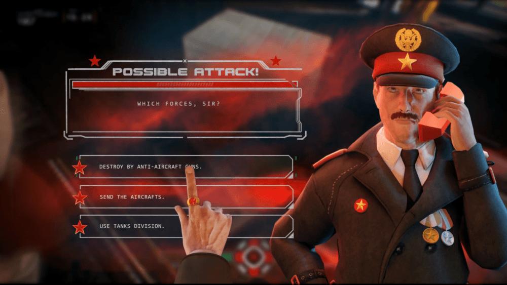 Трейлер симулятора Советского главы - Cold War Minister