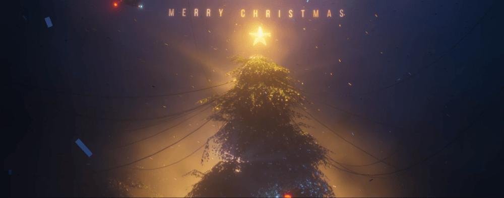 Новогоднее видео-поздравление от автора The Last Night