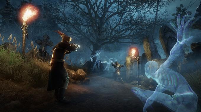 Системные требования и новые скриншоты MMORPG New World