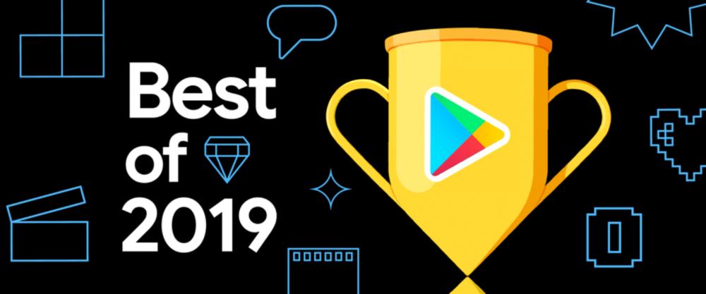 Лучшие игры и приложения 2019 года от Google