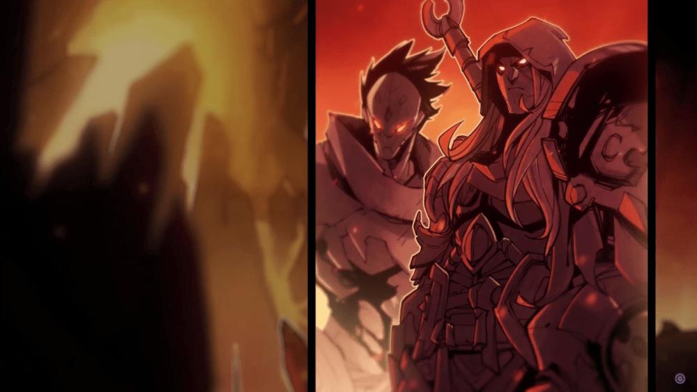 Свежий геймплей и первые оценки Darksiders Genesis