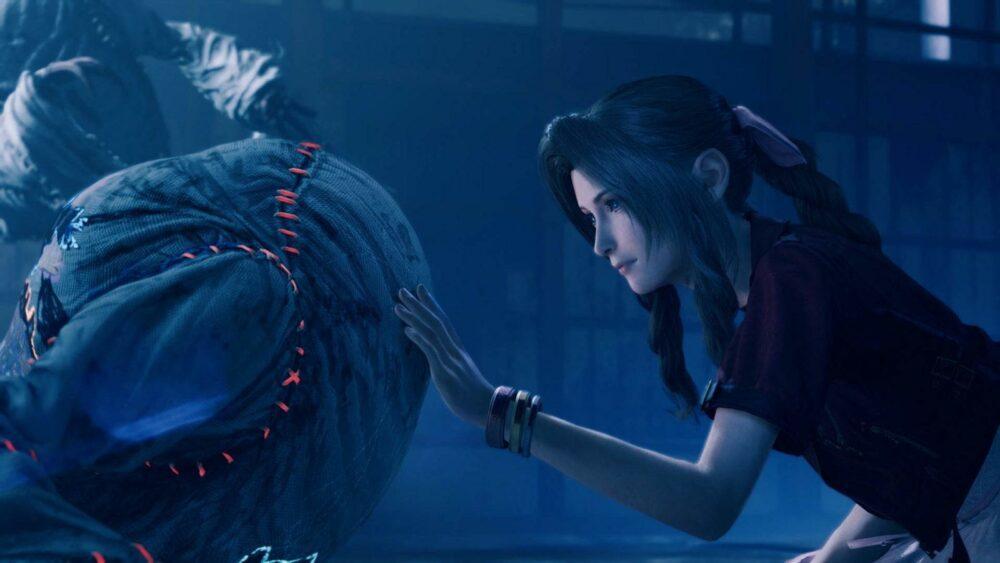 Куча скриншотов Final Fantasy 7 Remake