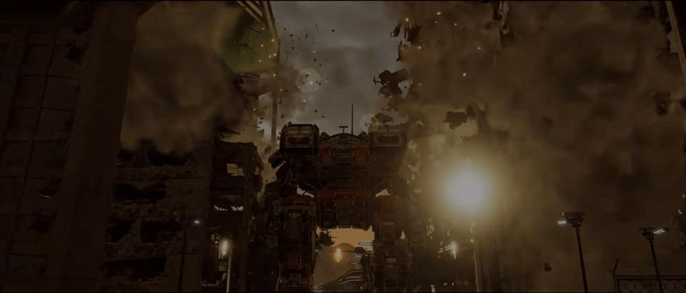 Релизный трейлер MechWarrior 5: Mercenaries