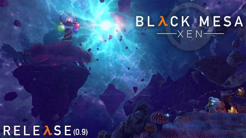 Black Mesa можно пройти  полностью - бета-тест окончен