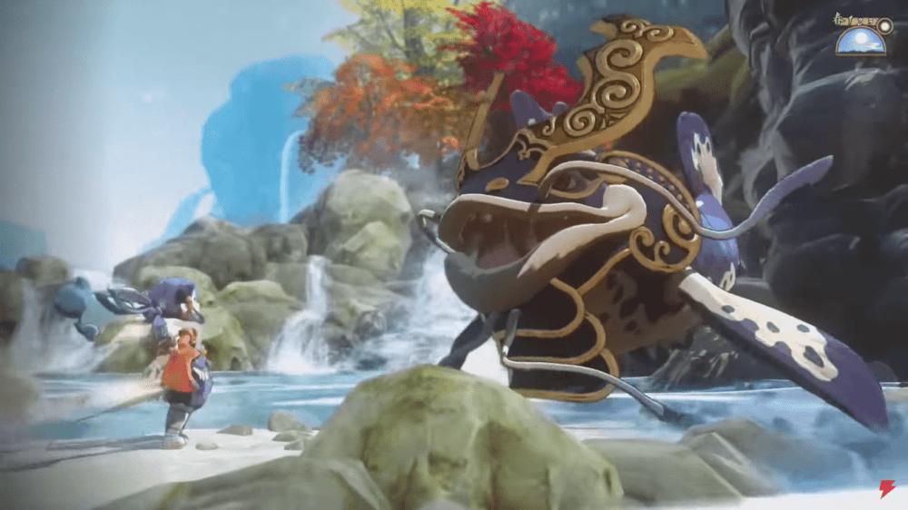 Новый трейлер Sakuna: Of Rice and Ruin