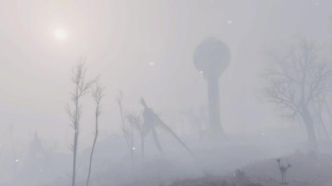 Fallout 4 превратили в настоящий хоррор