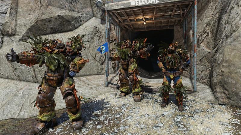 Bethesda гордятся своей работой Fallout 76
