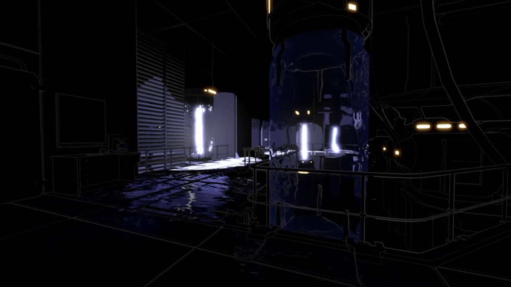 Анонсный трейлер Lightmatter