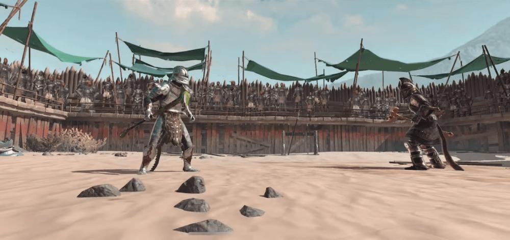 Самое крупное обновление The Elder Scrolls: Blades уже вышло
