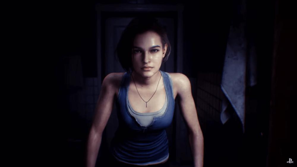 Трейлер ремейка Resident Evil 3