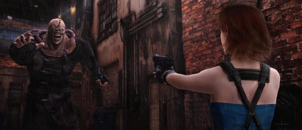 Утечка обложки ремейка Resident Evil 3