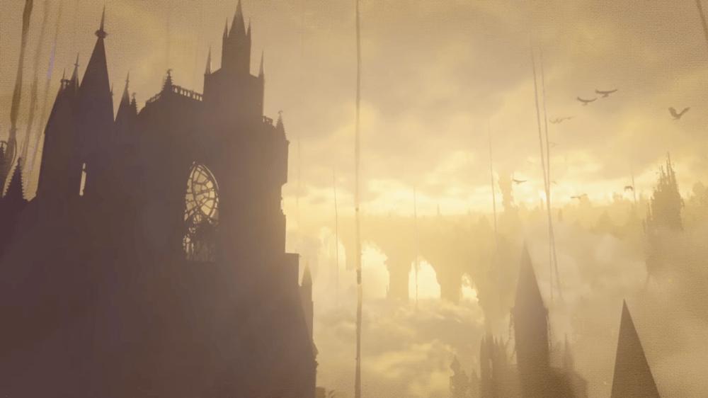 Первые кадры геймплея Babylon's Fall