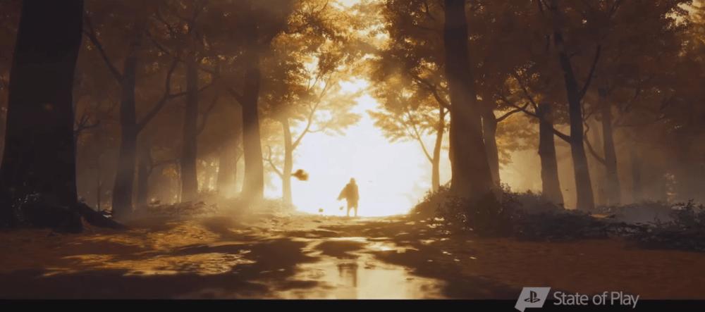 Тизер-трейлер Ghost of Tsushima