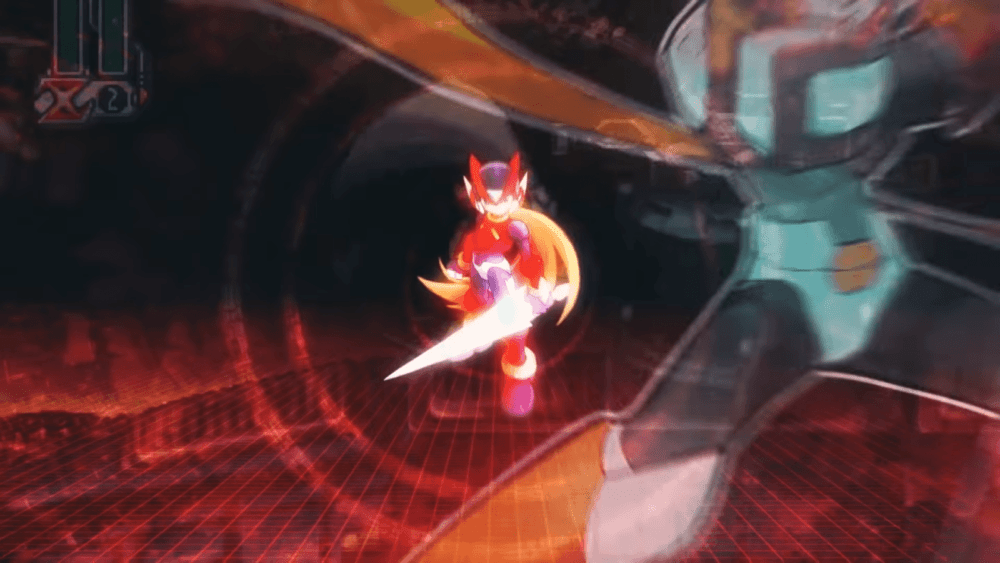 Свежий трейлер Mega Man Zero/ZX Legacy Collection