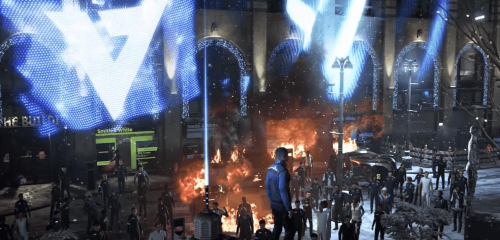 Системные требования Detroit: Become Human на PC