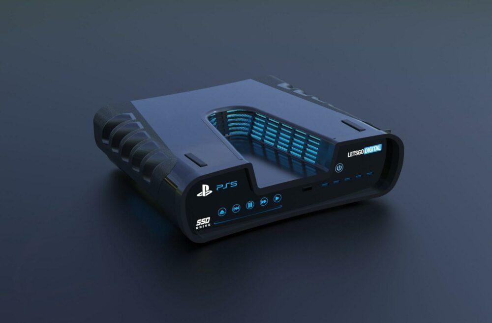 Sony запатентовала еще один геймпад для  PlayStation 5
