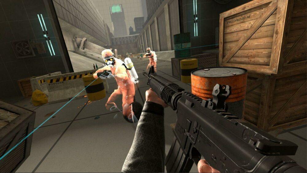 VR-шутер Boneworks прибыл в магазин Steam