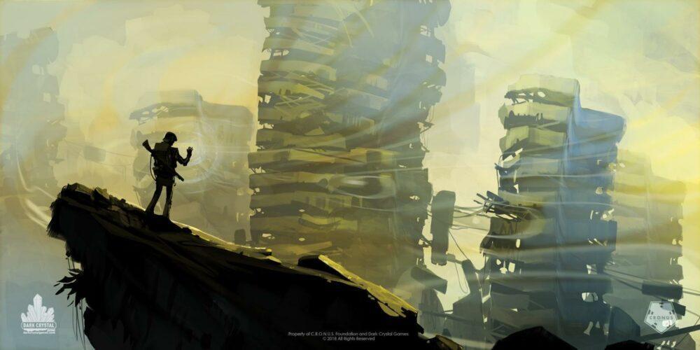 Вышло первое крупное обновление для Encased от Dark Crystal Games