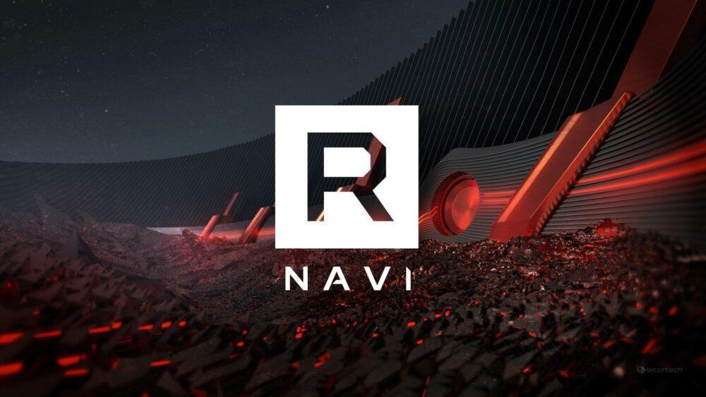 AMD готовит новые чипы на базе RDNA 2