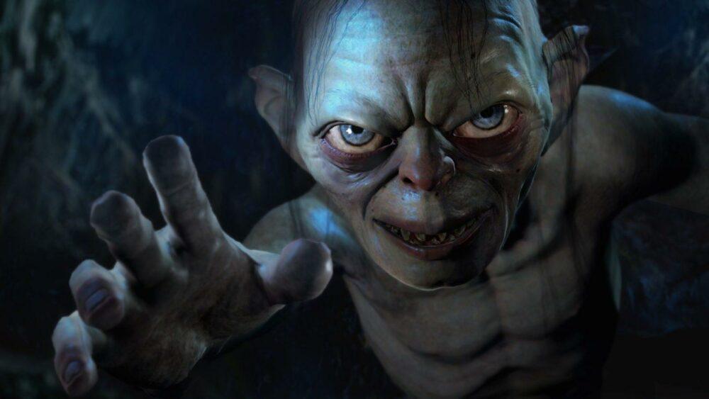 The Lord Of The Rings - Gollum игра нового поколения