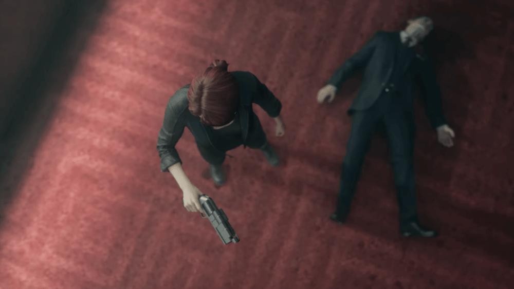 Игра Control может получить экранизацию