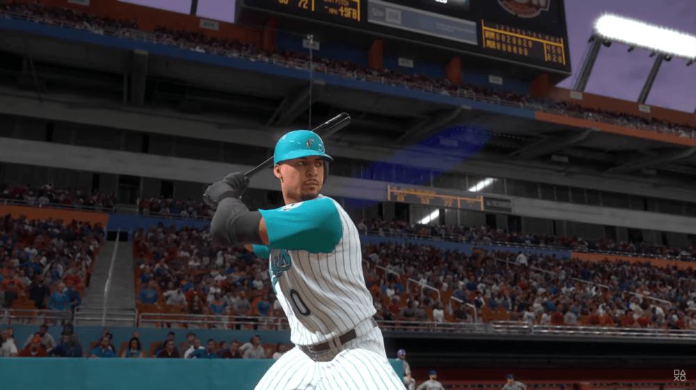 Геймплей MLB The Show 20