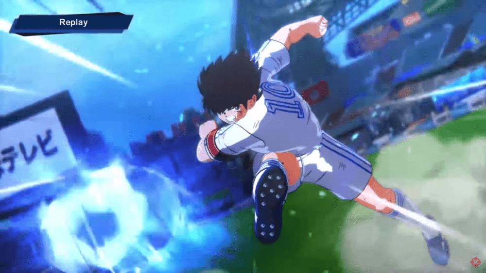 Первый геймплей Captain Tsubasa: Rise of New Champions