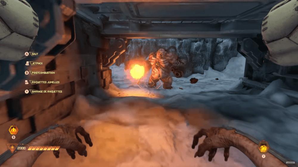 В Doom Eternal будет трассировка лучей, но после релиза