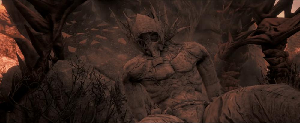 Трейлер дополнения Hellfire Knight для Code Vein