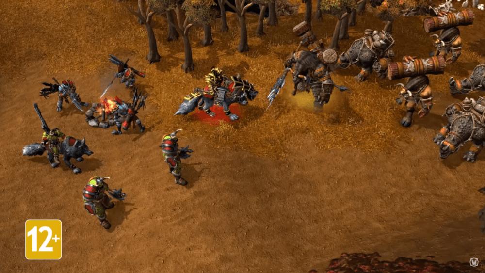 Провал Blizzard - у Warcraft 3: Reforged крайне низкие оценки