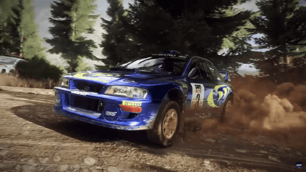 DiRT Rally 2.0 получит дополнение Colin McRae: FLAT OUT Pack