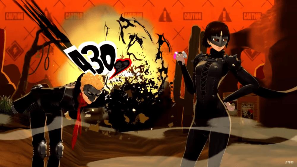 Анонсный трейлер Persona 5 Royal вне Азии