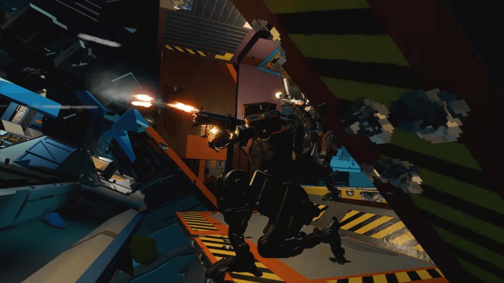 Новый трейлер космической MMO Starbase