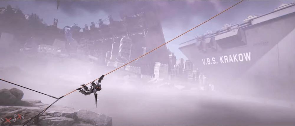 Тизер-трейлер дополнения The Kraken для The Surge 2