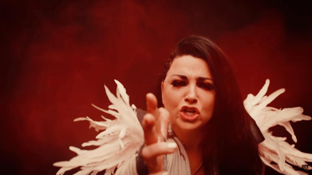 Evanescence выложили клип песни из трейлера Gears 5