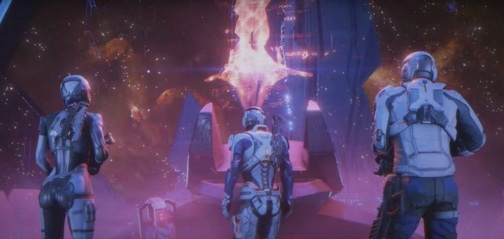 Нас ждет анонс по Mass Effect - тизер