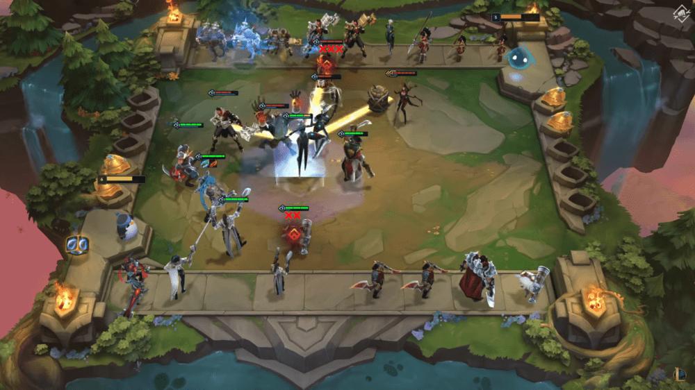 Дата выхода Teamfight Tactics на мобильные