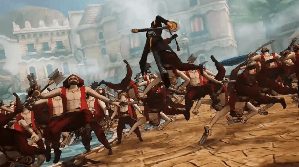 Еще три трейлера One Piece: Pirate Warriors 4 про персонажей