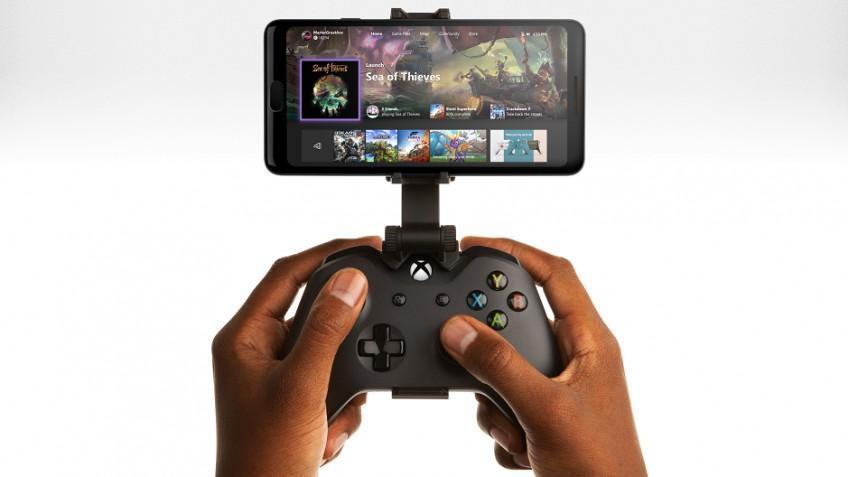 Xbox One имеет право стримить на Android