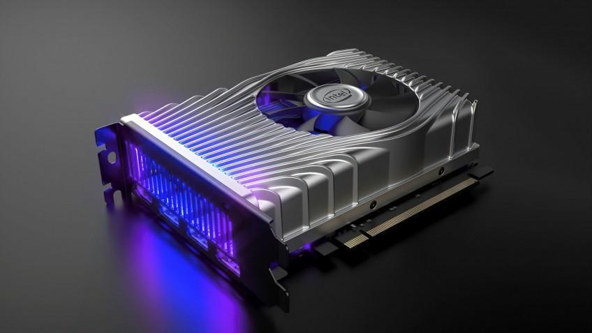Intel занялась ускорением дискретными видеокартами