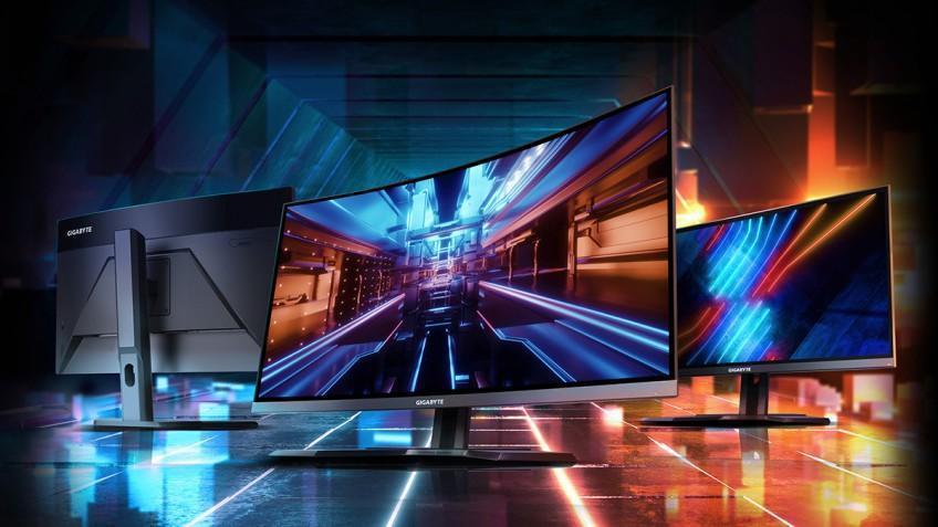 Gigabyte показала на CES 2020 новые игровые мониторы