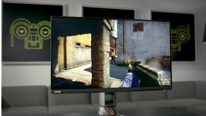 NVIDIA впервые анонсировала монитор на 360 герц для киберспортсменов