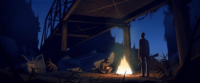 Кадры отменённого  короткометражного фильма по The Last of Us