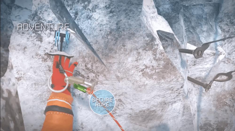Симулятор покорения гор Climber: Sky is the Limit - есть издатель