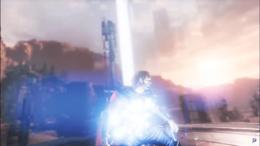 Новый трейлер Marvel's Avengers