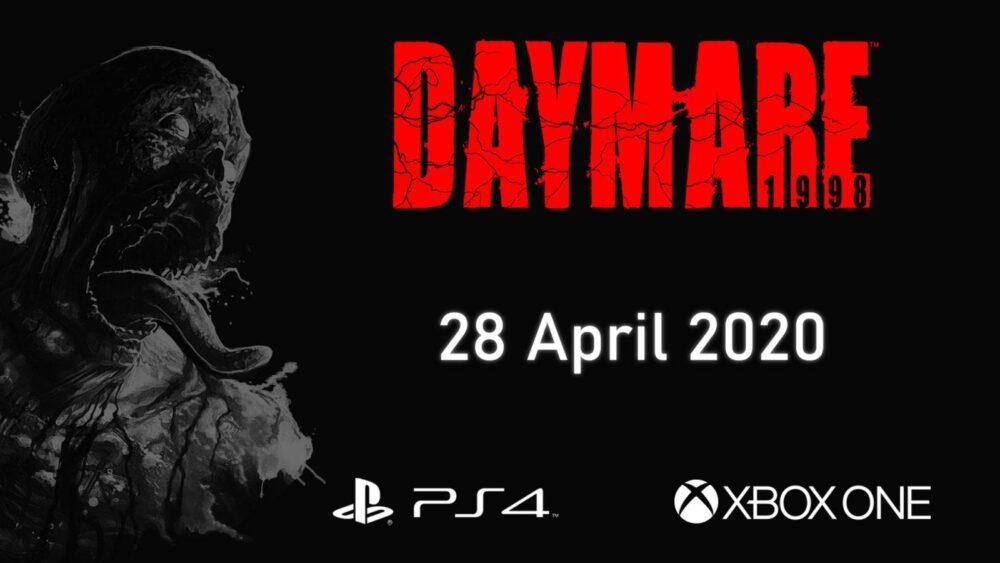 Дата выхода Daymare: 1998 на PS4 и Xbox One