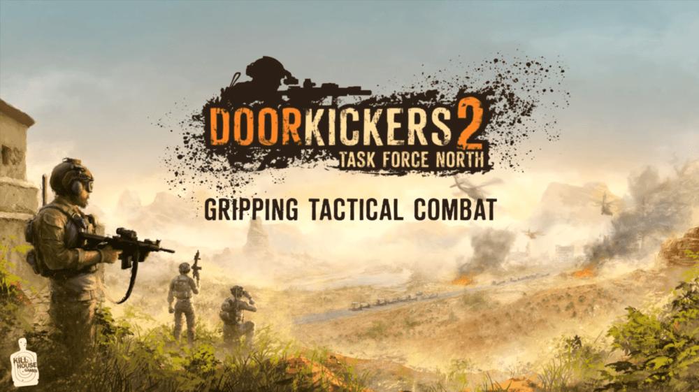 Анонс Door Kickers 2, которую ждали 6 лет