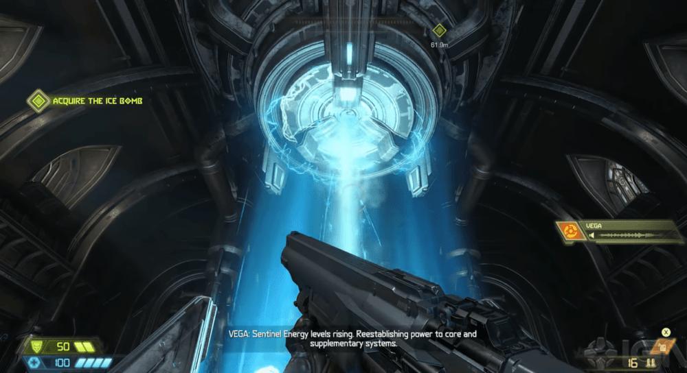 Обзор базы героя DOOM Eternal